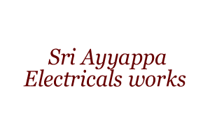 Sri Ayyappa Electricals works