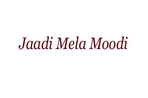 Jaadi Mela Moodi