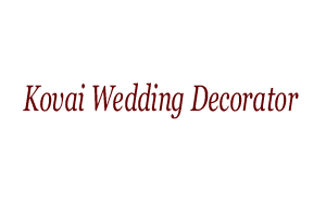 Kovai Wedding Decorator