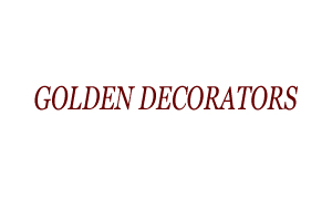 GOLDEN DECORATORS