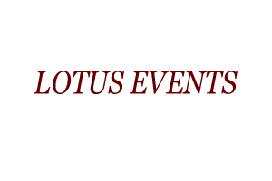 LOTUS EVENTS
