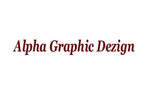 Alpha Graphic Dezign