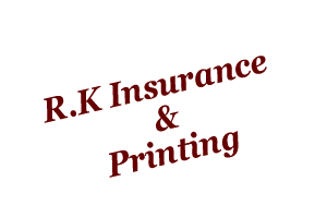 R.K Insurance & Printing