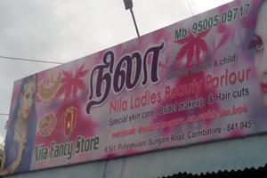 Nila Beauty Parlour Puliakulam
