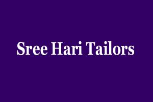 Sree Hari Tailors