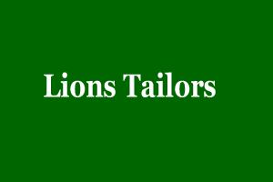 Lions Tailors