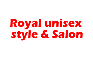 Royal unisex style & Salon