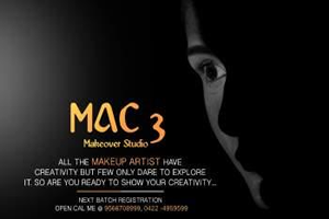 MAC 3 Make Over Studio