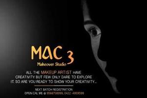 MAC 3 Make Over Studio