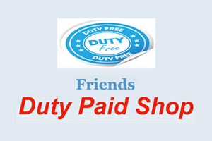 Friends Duty Paid Shop