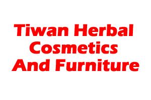 Tiwan Herbal Cosmetics And Furniture