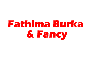 Fathima Burka & Fancy