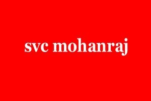 svc mohanraj