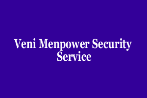 Veni Menpower Security Service