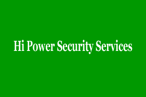 Hi Power Security Services