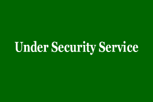 Under Security Service