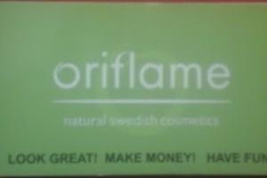 Oriflame Natural Swedish Cosmetics