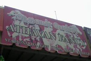 Adhavan facncy store