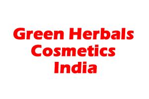 Green Herbals Cosmetics India