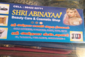 shri abinaya beauty care &cosmetic shop