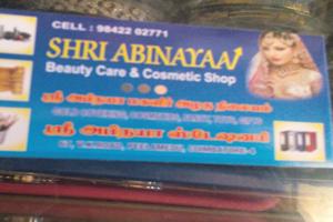 shri abinaya beauty care &cosmetic shop