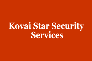 Kovai Star Security Services