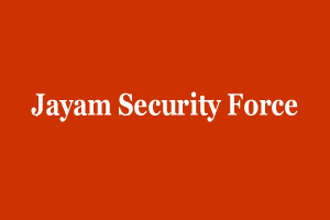 Jayam Security Force