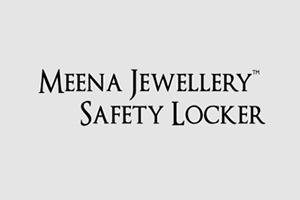 Meena Jewellery Safety locker