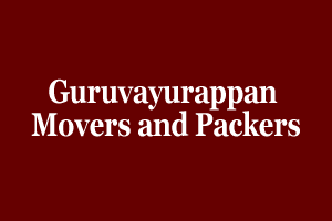 Guruvayurappan movers and packers