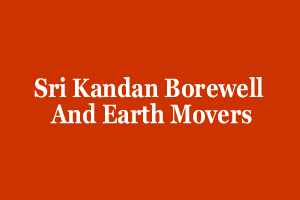 Sri Kandan Borewell and Earth Movers